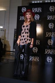 Nicole Richie launches her House of Harlow at David Jones' Sydney store